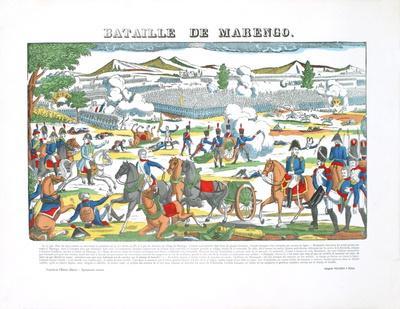 Bataille De La Marengo