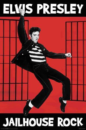 Elvis- Jailhouse