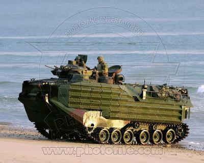Assault Amphibious Vehicle (AAV) United States Marine Corps