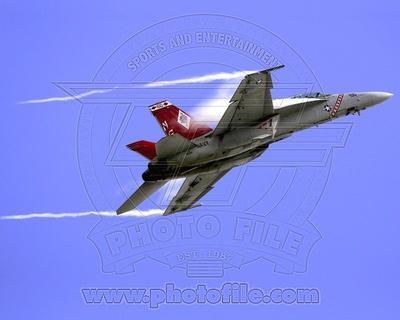 FA-18 F Super Hornet United States Navy