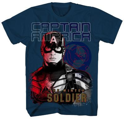 Youth: Captain America: The Winter Soldier - Closing In