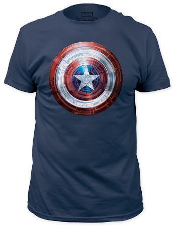 Captain America: The Winter Soldier - Winter Shield (slim fit)