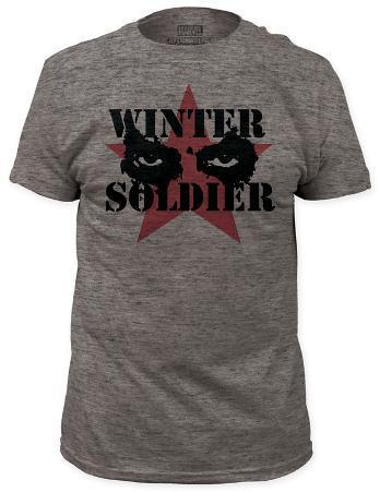 Captain America: The Winter Soldier - Cold Stare (slim fit)