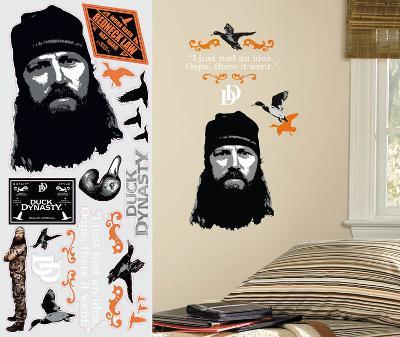 Duck Dynasty - Jase Giant Wall Decal