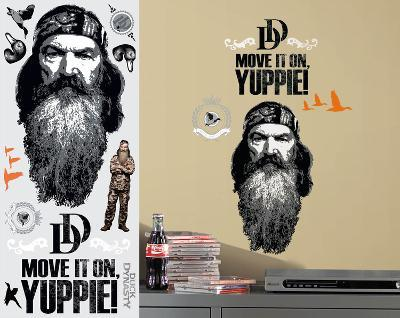 Duck Dynasty - Phil Giant Wall Decal
