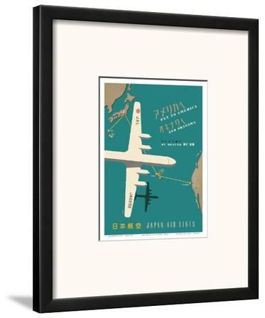 Japan Airlines: Fly to America