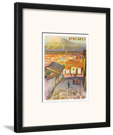 Cusco, Peru c.1950's