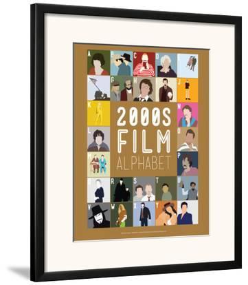 2000s Film Alphabet - A to Z