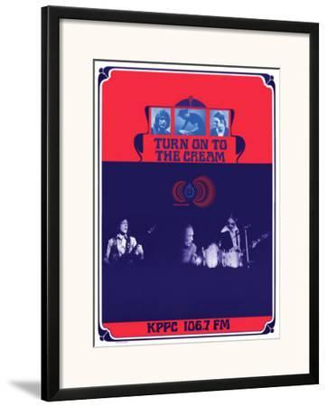 Turn on to the Cream, KPPC Radio, Los Angeles 1968