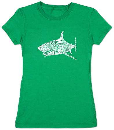 Women's: Shark Names