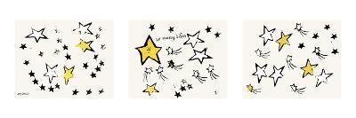 So Many Stars, c. 1958 (triptych)
