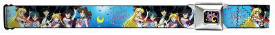 Sailor Moon - Group Seatbelt Belt
