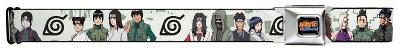 Naruto - Characters Hidden Leaf Village Seatbelt Belt