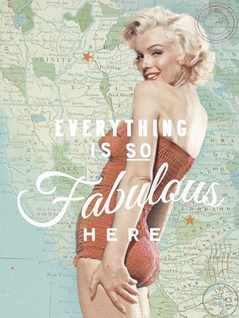 Fabulous Marilyn