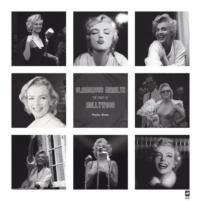 Marilyn the Toast of Hollywood