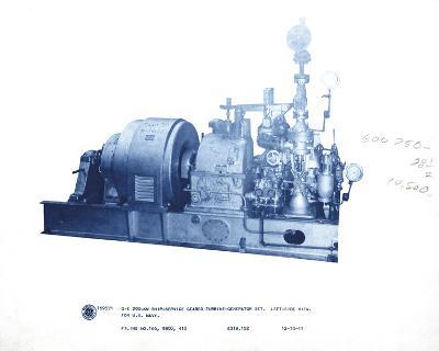 Mechanical Cyanotype VII