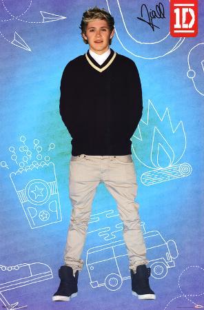 1D - Niall - Pop