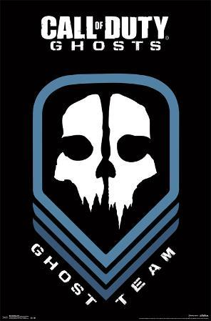 COD Ghosts - Skull