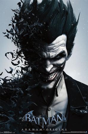 Arkham Origins - Portrait