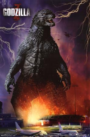 Godzilla - Airport