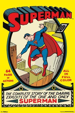 Superman #1 - Cover