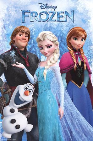 Frozen - Group