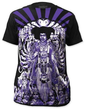 Jimi Hendrix - Axis: Bold As Love Sub (slim fit)