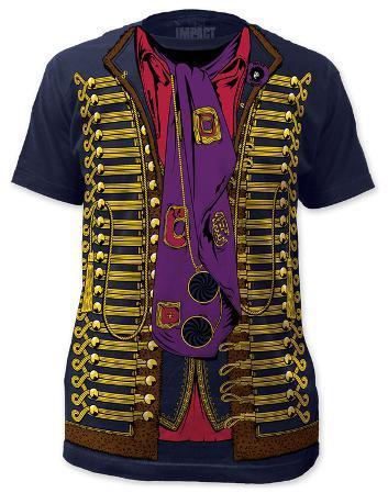 Jimi Hendrix - Jimi Jacket (slim fit)