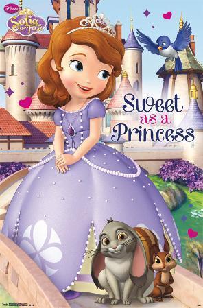 Sofia The First - Princess