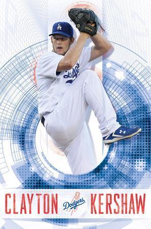 Los Angeles Dodgers - C Kershaw 14