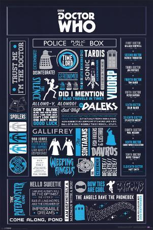 Doctor Who - Infographic