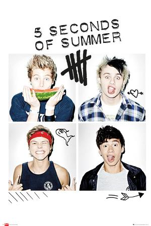 5 Seconds of Summer - Squares