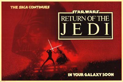 Star Wars: Return of the Jedi- The Saga Continues