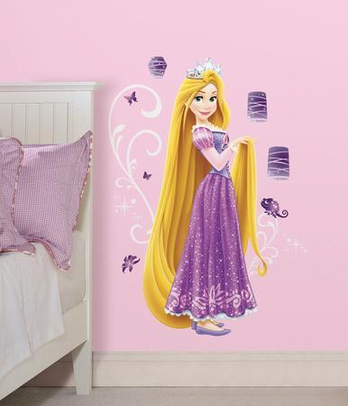 Disney - Princess Rapunzel Peel and Stick Giant Wall Decals
