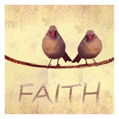 Bird Vine Faith
