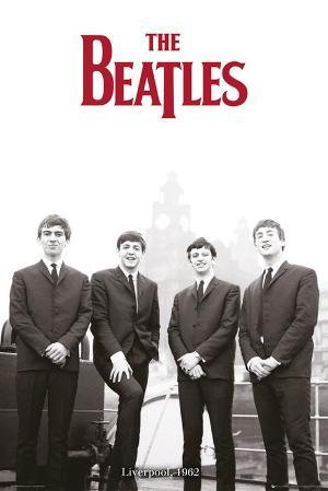 The Beatles - Liverpool 62