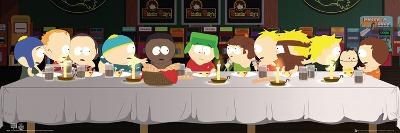 South Park - Last Supper Mini Poster