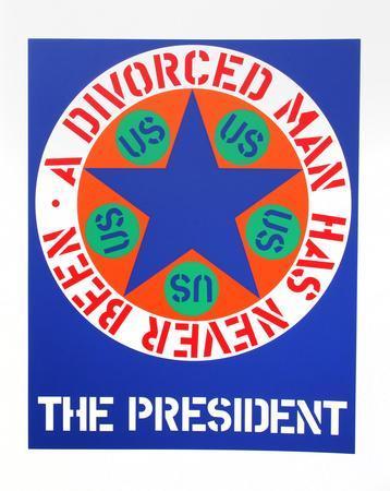 The President (from the American Dream Portfolio)