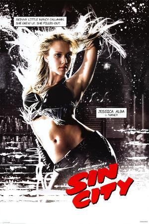 Sin City - Nancy