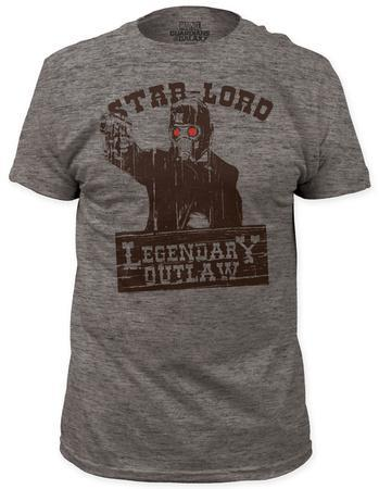 Guardians of the Galaxy - Legendary Outlaw (slim fit)