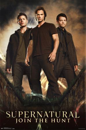 Supernatural - Trio (Sam, Dean, Castiel)