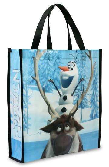 Disney S Frozen Olaf And Sven Tote Bag Tote Bag At
