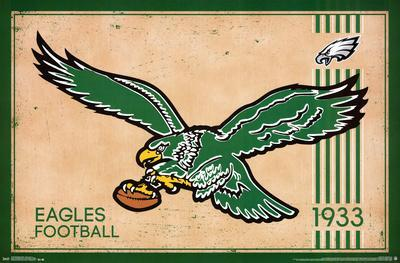 Philadelphia Eagles - Retro Logo 14