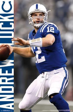 Indianapolis Colts - A Luck 14