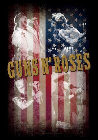Guns N' Roses - Collage