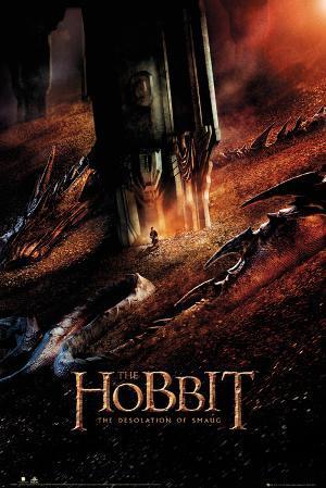 The Hobbit Desolation of Smaug - Dragon