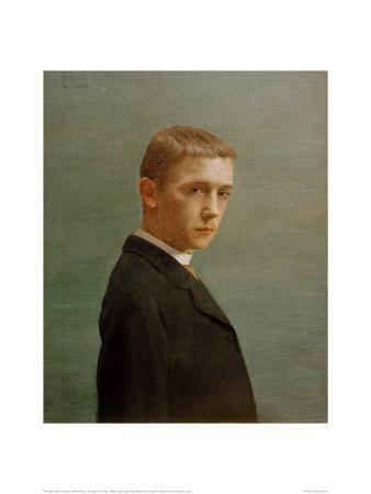 Self-Portrait at the Age of Twenty