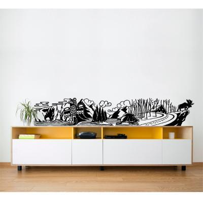 Into the Wild Wall Decal