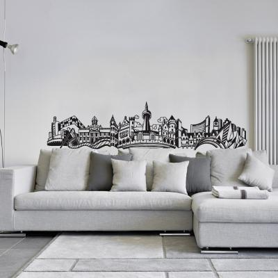 Into Toronto Wall Decal