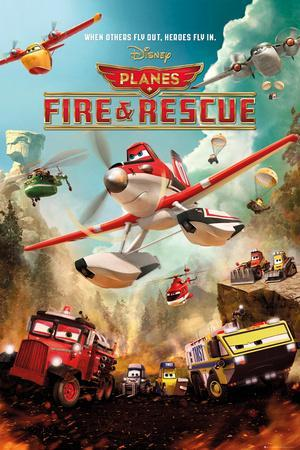 Disney Planes - Fire and Rescue